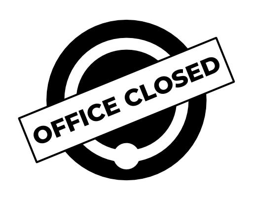 APP Office Closed