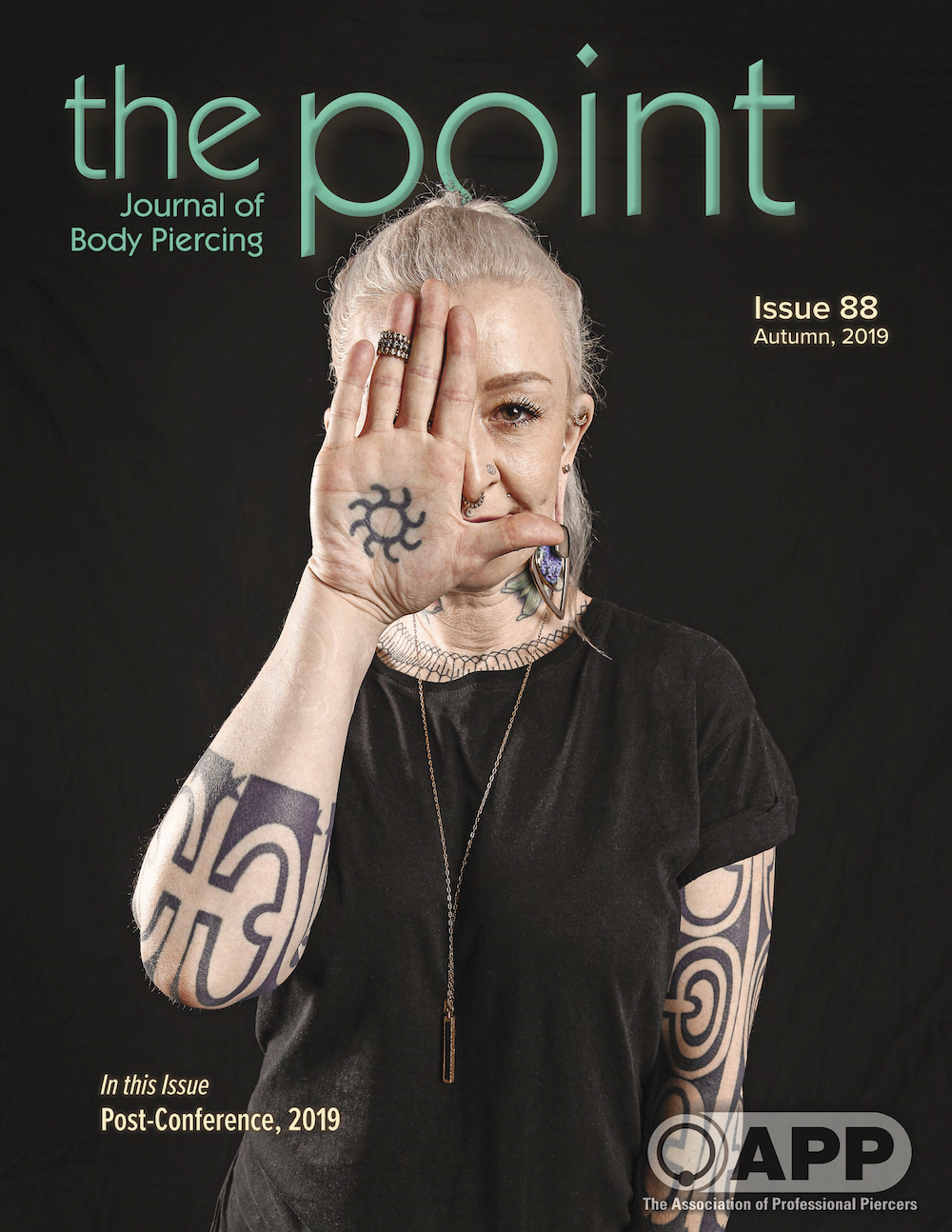 The Point - Journal of Body Piercing: Issue 88